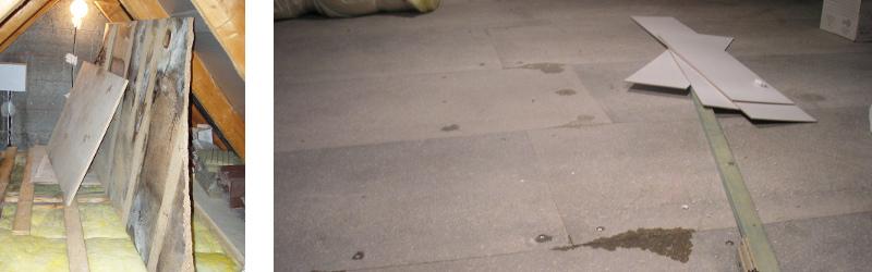 Podlahy a parotěsné fólie