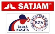 Plechové krytiny SATJAM - česká kvalita